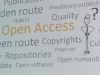You cannot simply Open Access